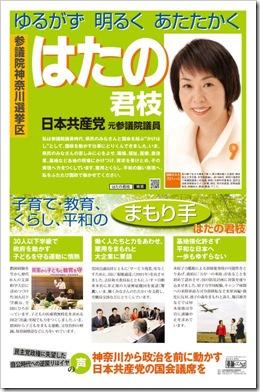 革新のひろば2010年6月号外1面
