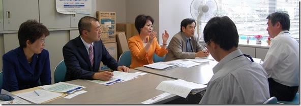 5月23日労働局交渉②