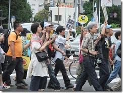 9月2日反原発in横浜③