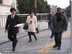 1月21日鶴見調査①