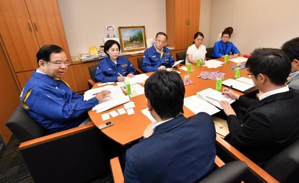9月11日東電経産要請