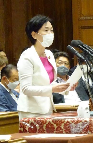 21年6月9日内閣委